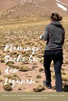 Im Vlog #13 suchen wir Flamingos bei den Lagunen in der Atacama Wüste in Chile. Lonely Planet, Chile, Journey, Movies, Movie Posters, Continents, Travel Report, Travel Advice, Film Poster
