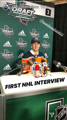 8904725a8 2018 1st pick for Edmonton Oilers Evan Bouchard