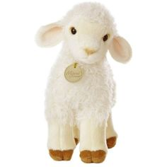 """Aurora World Miyoni Lovely Lamb 10"""" Plush -- See this great product. (This is an affiliate link) #StuffedAnimalsTeddyBears"""