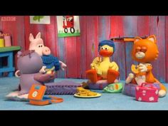 Timmy Time S03E18 Timmy shapes up - YouTube