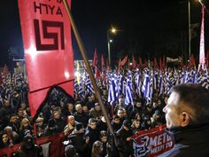How the rise of Donald Trump has re-energised Greece's neo-Nazis  'We should reclaim our country and our interests and put them first, just like Trump'
