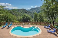 Casale Scope_Molazzana_3 Independent House, Tuscany, To Go, Villa, Luxury, Places, Outdoor Decor, Holiday, Vacations