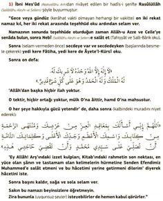 Akılsızlara Öğretmeyin Denilen Çok Kuvvetli Hacet Namazı Islamic Phrases, Islamic Dua, Islamic Quotes, Astral Projection, Ramadan, Quran, Prayers, Peace, Lotus