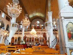 Mary Church In Damascus | الكنيسة المريمية في دمشق