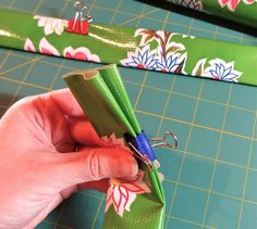sewing with laminates tips