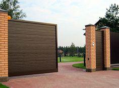 Автоматические ворота от производителя в Екатеринбурге | ВОРОТА СЕРВИС