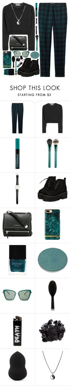 """""""Hazel"""" by majomilk ❤ liked on Polyvore featuring Toast, Urban Decay, MAC Cosmetics, Ole Mathiesen, Givenchy, Butter London, Chantecaille, mEeyye, GHD and McCoy Design"""