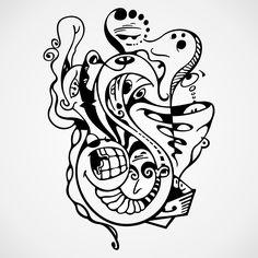 multiangulaR specieS Tattoos, Cards, Fictional Characters, Tatuajes, Tattoo, Japanese Tattoos, Maps, Tattoo Illustration, Playing Cards