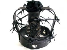 egl_comm_sales: WTB: Black mini-crown, Suppurate System or similar accessories