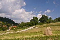 Das wunderschöne Eichsfeld.