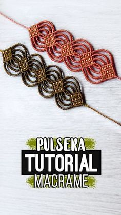 the red kitchen: Lots of Knots Friendship Bracelet (A Tutorial In 6 Easy Steps) Macrame Colar, Macrame Art, Macrame Knots, Macrame Jewelry, Macrame Bracelets, Macrame Bracelet Patterns, Macrame Bracelet Tutorial, Macrame Patterns, Jewelry Patterns