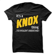 It is KNOX Thing... - 99 Cool Name Shirt ! - #hoodie creepypasta #sweatshirt man. CHECK PRICE => https://www.sunfrog.com/LifeStyle/It-is-KNOX-Thing--99-Cool-Name-Shirt-.html?68278