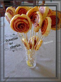 Sucettes feuilletées au chorizo (1)