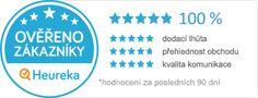Heureka.cz - ověřené hodnocení obchodu Americká kosmetika.                                Velmi si vážíme pozitivního hodnocení našich zákazníků i spolupráce s Heurékou, www.heureka.cz