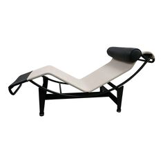 Image Of Le Corbusier Designed Lc4 Chaise Longue