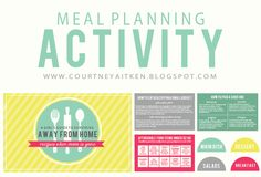 Young Women Activity: A Girl's Guide Away From Home