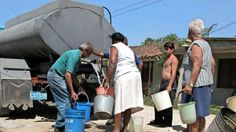 Sequía afecta a un millón de personas en Cuba