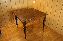 Spisebord fra 1800-tallet