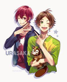 Happy Tree Friends, Vocaloid, Hunter Manga, Me Me Me Anime, Anime Guys, Koi, Tokyo Winter, Zutto Mae Kara, Anime Cosplay Makeup