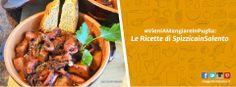 Il mercoledì con le ricette di #VieniAMangiareInPuglia, siete pronti? Oggi siamo nella cucina di Blog SpizzicainSalento e impariamo a preparare il polpo alla pignata. Accendete i fornelli e continuate a seguirci!