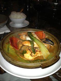 Seafood-Morimoto, Napa