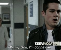 Teen Wolf ;; Stiles Humor