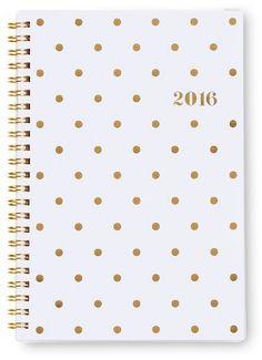 Sugar Paper for Target Gold Dot Planner 2016