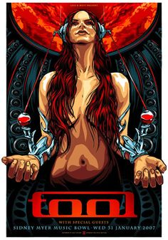 Tool - one of my all time favorite bands