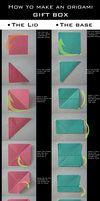TUTORIAL: Origami Gift Box