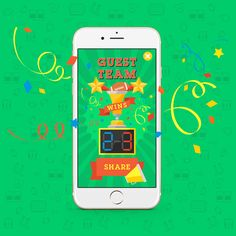 Table Top Phone Ball iPhone Game / Mobile App on Behance