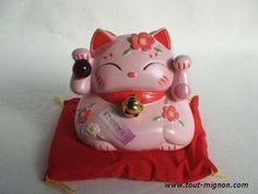 Pinky Maneki Neko