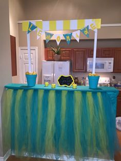 Lemonade Baby Shower