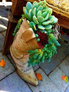 cute gardening idea! san juan capistrano, los rios district.