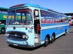 Bedford VAL is pictured at the South Yorkshire Transport Rally at the Meadowhall, Sheffield, on September South Yorkshire Transport, Bedford Buses, Bus Coach, London Transport, Bus Driver, Busses, Trolley, Transportation, Coaching