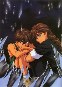 Duo Maxwell, Heero Yuy, Science Fiction, Gundam Wing, Mobile Suit, Anime Love, Wings, Nerd, Fan Art