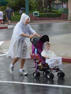 6 Things You Need to Know When it Rains at Walt Disney World (Not a lot of people know #2!)