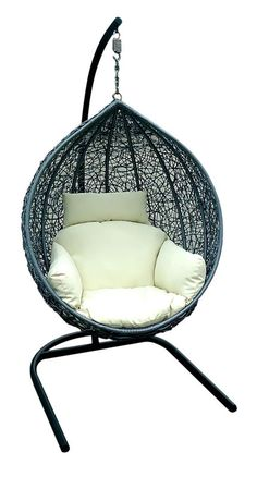 1000 images about egg swings on pinterest egg chair swing chairs and wicker - Second hand egg chair ...