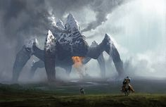 RIFT Create a Colossus Contest Winners by $Moonbeam13 on deviantART