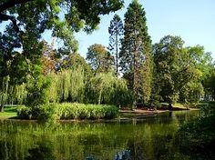 Stadt Park Vienna, Austria