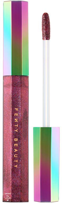 FENTY BEAUTY BY RIHANNA Cosmic Gloss Lip Glitter Astro Naughty