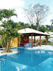 PISCINA COM QUIOSQUE (REKA CARVALHO) Tags: projetos residenciais