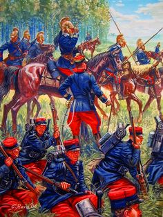 French army during the Franco-Prussian War