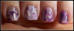 Southern Sister Polish: Water Marble week- Day Five Girly Stuff, Girly Things, Hair And Nails, My Nails, Water Marble Nails, Fb Like, Pretty Nail Designs, Cool Nail Art, Nails Inspiration