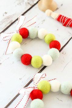 8+DIY+Christmas+Ornaments+We+Love+via+@MyDomaine
