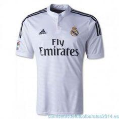 Nueva Equipacion Real Madrid 2014/2015 para más de 50 € ahorro 5% http://www.esequipacionesdefutbolbaratas.es/la-liga/equipacion-real-madrid/nueva-equipacion-real-madrid-2014-2015.html