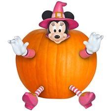 Pumpkin Push-In Kit - Minnie Mouse