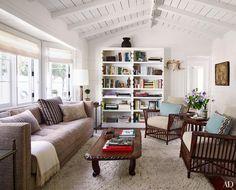 A modest Santa Barbara refuge for designer Madeline Stuart and her husband