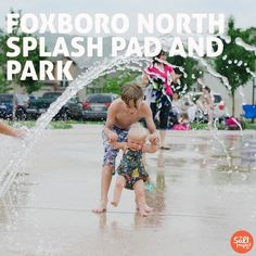 Foxboro North Regional Park | Splash Pads | North Salt Lake | The Salt Project | Things to do in Utah with kids Water Activities, Summer Activities, Horseback Riding Trails, North Salt Lake, Stuff To Do, Things To Do, Splash Pad, Summer Bucket Lists, Staycation