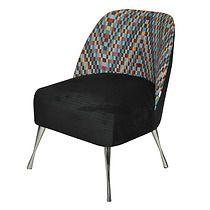 Fotel / Krzesło TWIGGY pixel 2, meble - krzesła