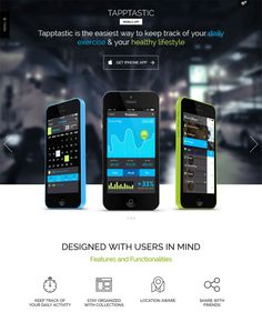 This WordPress theme for promoting apps includes a responsive layout, cross-browser compatibility, a jQuery image and video lightbox, automatic image resizing, Feedburner compatibility, social media icons, and more.
